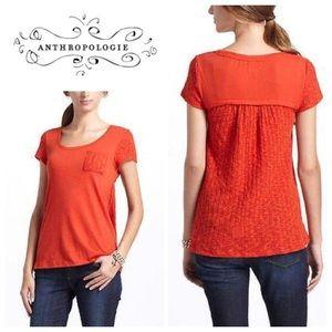 Anthropologie Knit Shirt